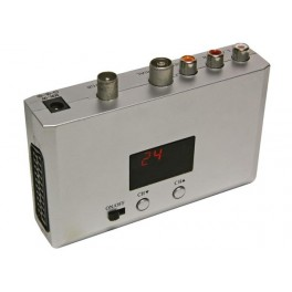 HIGH QUALITY AUDIO/VIDEO RF MODULATOR