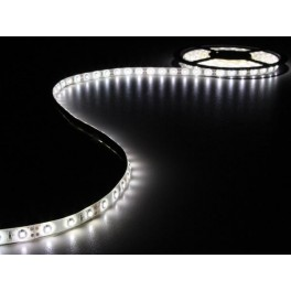 FLEXIBLE LED STRIP - COLD WHITE - 300 LEDs - 12V