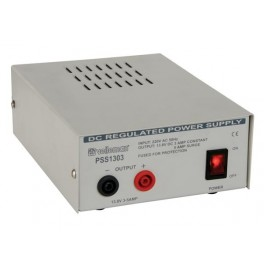FIXED SWITCHING POWER SUPPLY 13.8V / 3A