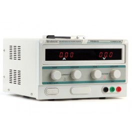 FIXED LAB POWER SUPPLY 0-30V / 0-10A DUAL LED DISPLAY