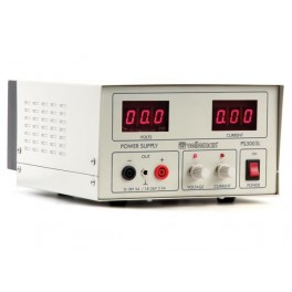 FIXED LAB POWER SUPPLY 0-18V / 5A & 18-36V / 3.5A DUAL LED DISPLAY