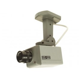 DUMMY ROTATING CAMERA WITH LED