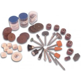 DRILL & GRINDER ACCESSORIES -125 pcs
