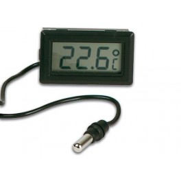 DIGITAL THERMOMETER FOR PANEL MOUNTING