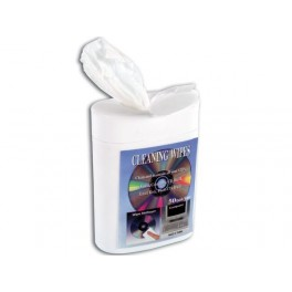 CLEANING WIPES FOR CD/DVD/CD-R