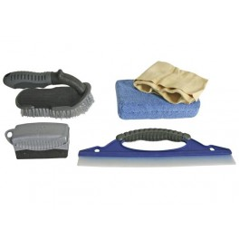 CAR CLEANING TOOL KIT - 5pcs