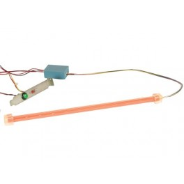 BLINKING LED BAR KIT FOR PC TUNING - RED