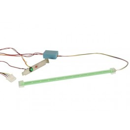 BLINKING LED BAR KIT FOR PC TUNING - GREEN