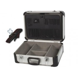 ALUMINIUM TOOL CASE 455 x 330 x 165mm