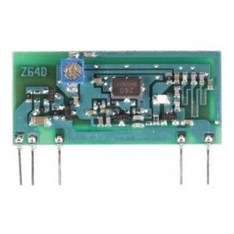 868.3MHz INTEGRATED ANTENNA SAW RF TRANSMITTER