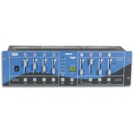 4-CHANNEL CHASER CONTROLLER WITH SCHUKO OUTLETS