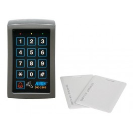 3 OUTPUT RELAY DIGITAL ACCESS CONTROL KEYPAD