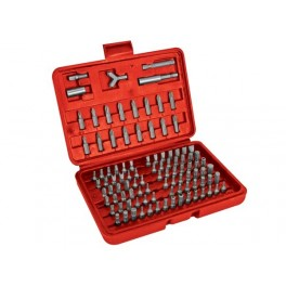 100-PC SCREWDRIVER BIT SET