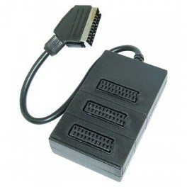 3-WAY SCART SPLITTER