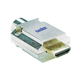 CONNECTOR HDMI MALE TASKER