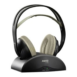 WIRELESS HEADPHONES RF AKG