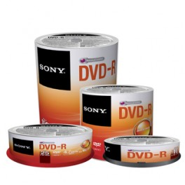 DVD-R 4.7GB 16x CAKEBOX 25pcs.