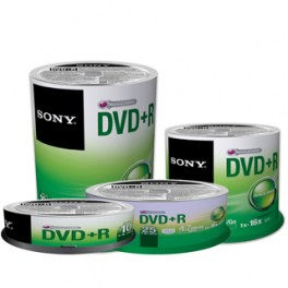 DVD+R 4.7GB 16x CAKEBOX 10pcs