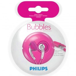 EARPHONES PHILIPS BUBBLES