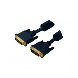 CABLE DVI (24+1) M. TO  DVI (24+1) M. 3m