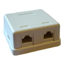 DUAL SURFACE BOX OUTLET