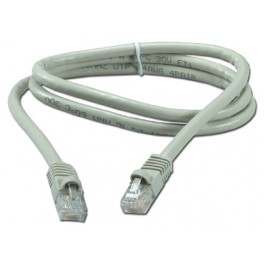 NETWORK CABLE UTP CAT5E 1m