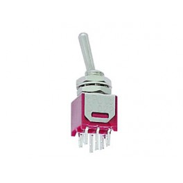 TS-5  S.-MIN.TOGGLE SWITCH 2P ON-ON