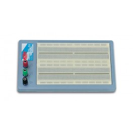 HIGH-Q BREADBOARD - 1680 HOLES