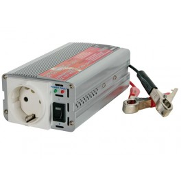 MODIFIED SINE WAVE POWER INVERTER 300W 12VDC IN / 230VAC OUT - Soft-Start