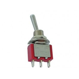 T8014A TOGGLE SWITCH 1P(ON)-OFF-(ON)