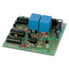 2-CHANNEL RF CODE LOCK RECEIVER
