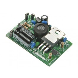 1W/3W HIGH-POWER LED DRIVER