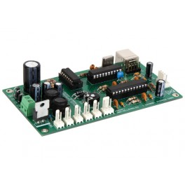 1 CHANNEL USB STEPPER MOTOR CARD