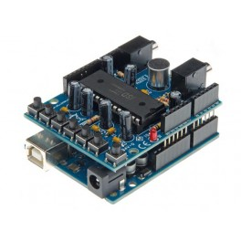 AUDIO SHIELD ΓΙΑ ARDUINO