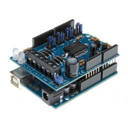 MOTOR & POWER SHIELD ΓΙΑ ARDUINO