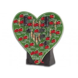FLASHING LED SWEETHEARTS