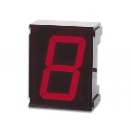 JUMBO SINGLE DIGIT CLOCK