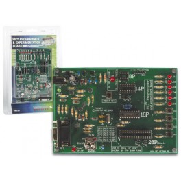 PIC® PROGRAMMER AND EXPERIMENT BOARD