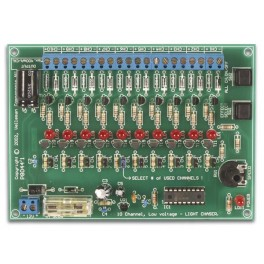 10-CHANNEL 12VDC LIGHT EFFECT GENERATOR