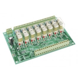 8-CHANNEL RELAY CARD