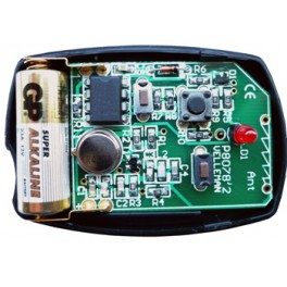 2-CHANNEL REMOTE CONTROL TRANSMITTER