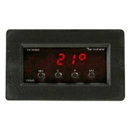 DIGITAL PANEL THERMOMETER WITH MIN/MAX READ-OUT