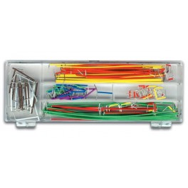 ASSORTED JUMPER WIRE SET (140pcs)