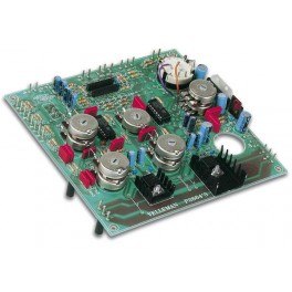 MASTER AND HEADPHONES MODULE FOR AUDIO MIXER