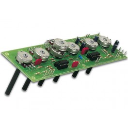 MONITOR AND EFFECTS MODULE FOR AUDIO MIXER