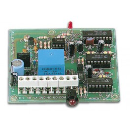 1-CHANNEL RF CODE LOCK RECEIVER