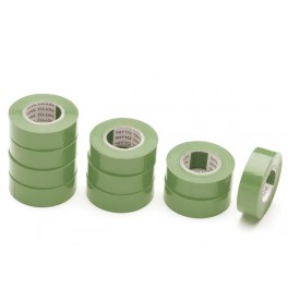NITTO INSULATION TAPE GREEN 19mm x 20m (10pcs)