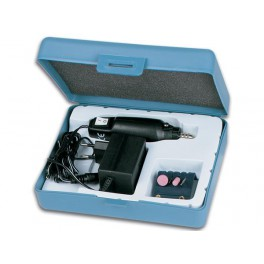 ELECTRIC DRILL & GRINDER SET 9-18V - WITH ADAPTER