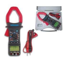 DIGITAL CLAMP METER ACA & DCA