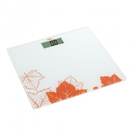 BATHROOM DIGITAL SCALES WHITE